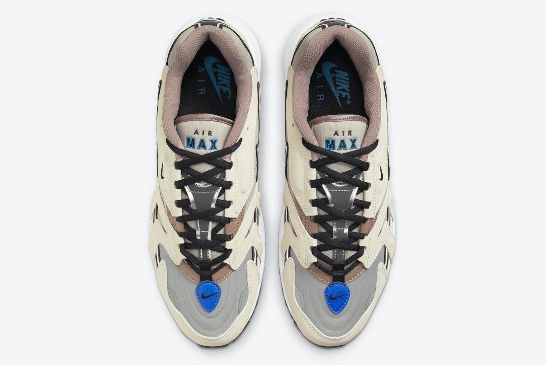 Nike Air Max 96 II Malt/Blue Slate/Taupe Haze/Desert Sand