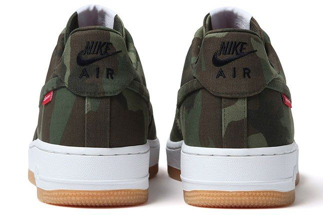 Air Force 1 Camo Heel 1