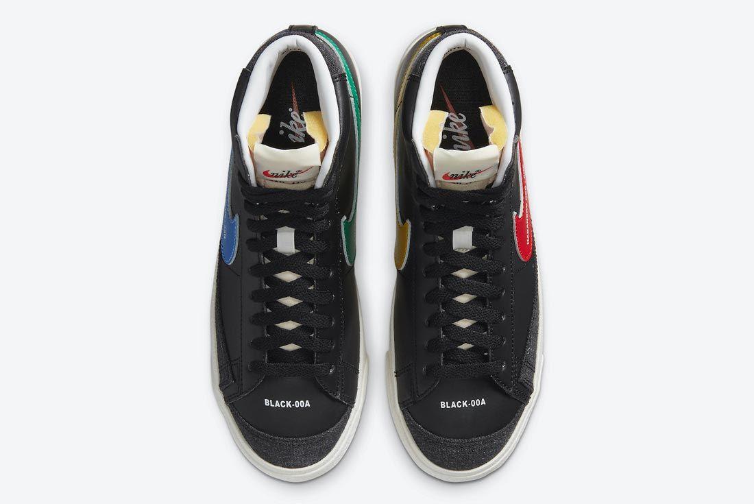 Nike Blazer Mid '77 'Colour Code'