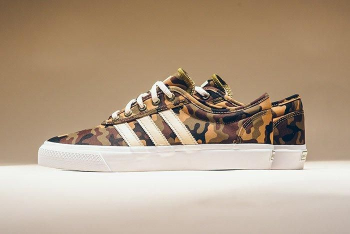 Adidas Adi Ease Camo Base Green Gum 5