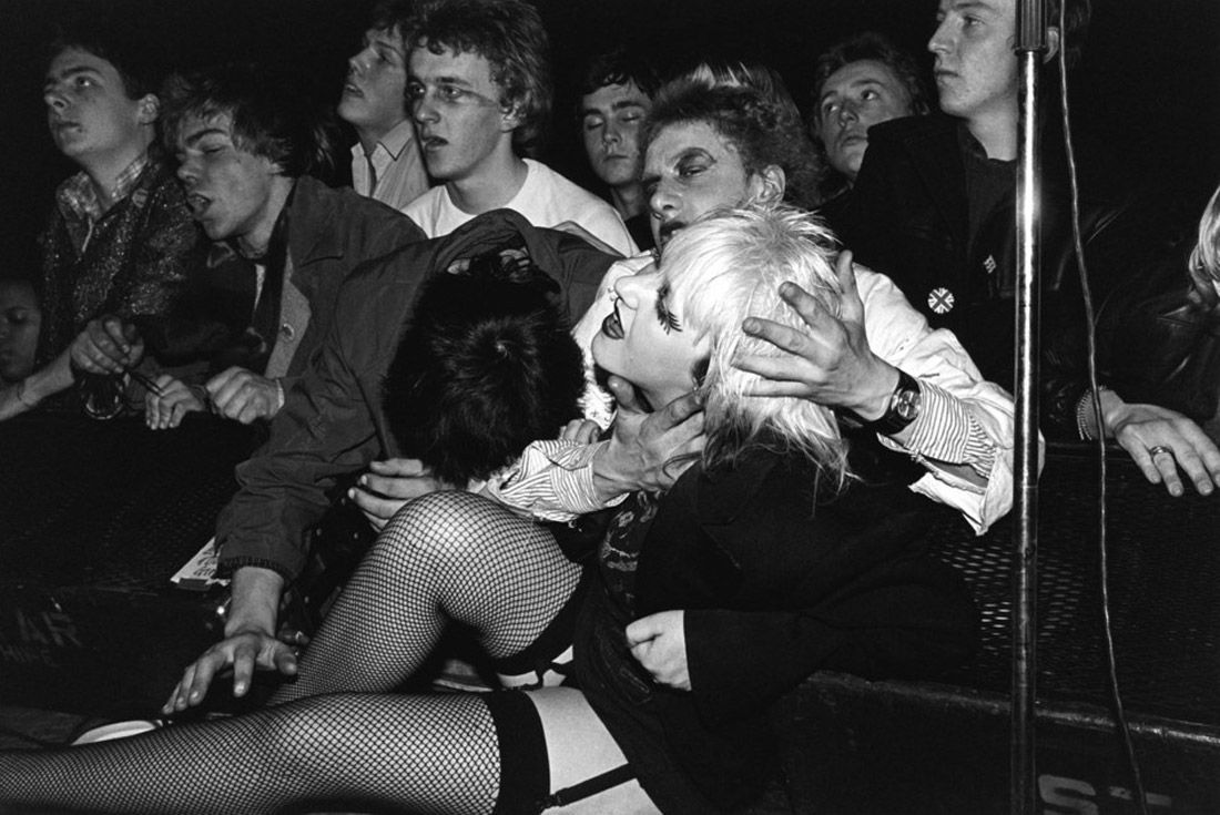 The Sneaker That Defined Punk Rock Concert