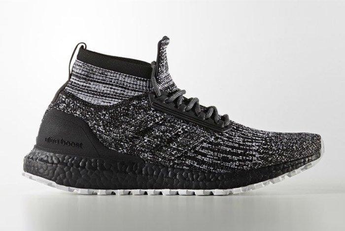 Adidas Ultraboost Atr Mid Oreo Black White 9