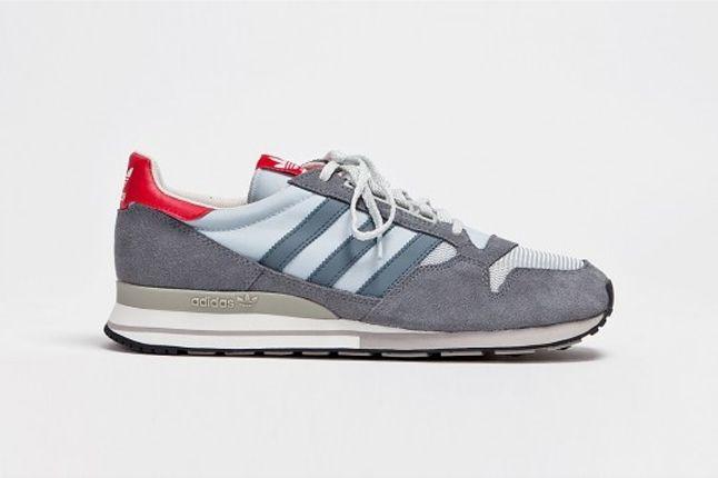 Adidas Zx 500 Og Grey Profile 1