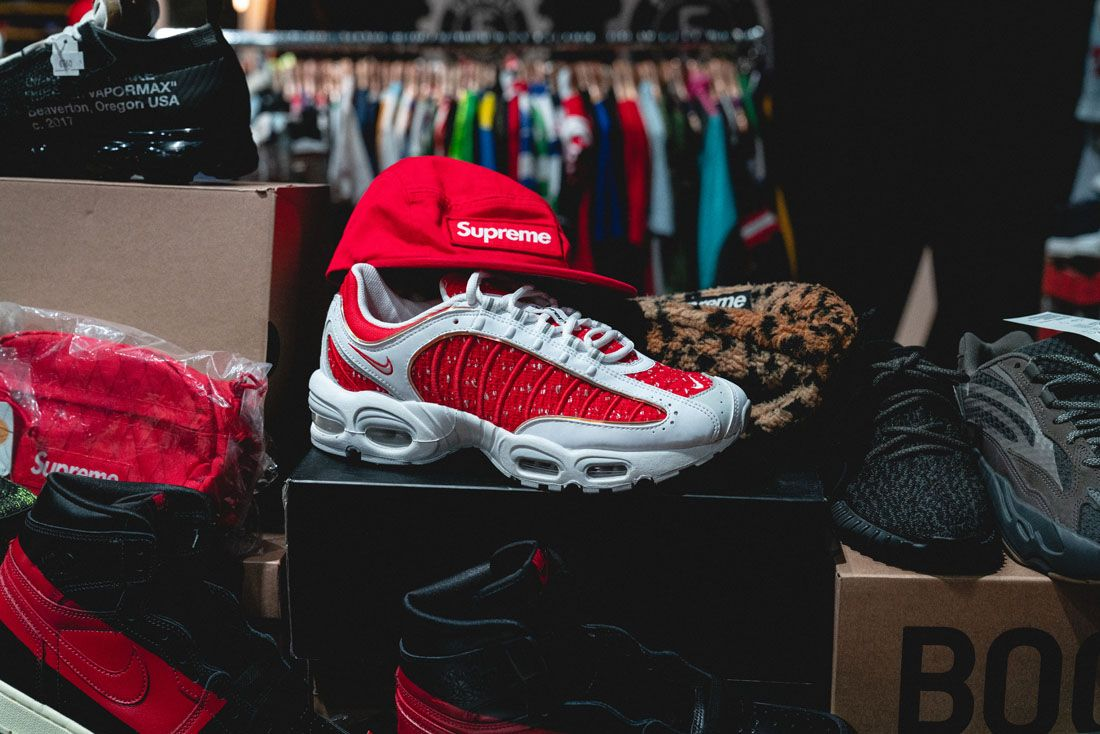 Sneakerness Zurich 2019 Event Recap 1 Supreme Nike Air Max Tailwind 4