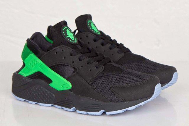 Nike Huarache Fb Poison Green 4