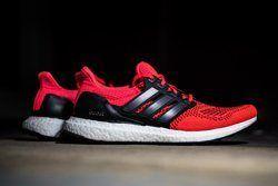 Adidas Ultra Boost Solar Red 1