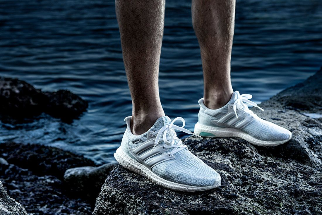 Material Matters Adidas Parley Ultraboost 1
