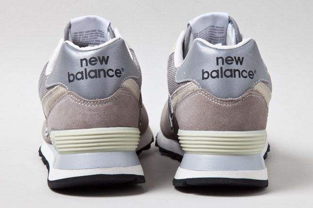 New Balance 574 Classics Gry 4 1