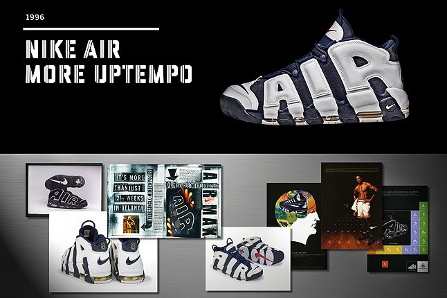 The Making Of The Nike Air More Uptempo 1 1