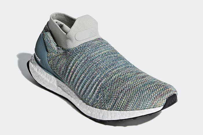 Adidas Ultra Boost Laceless Multicoloured 2