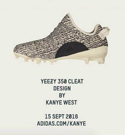 Kanye Cleat