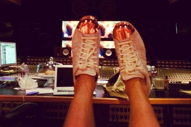 Rita Ora Adidas Partnership Metal Shelltoe 2