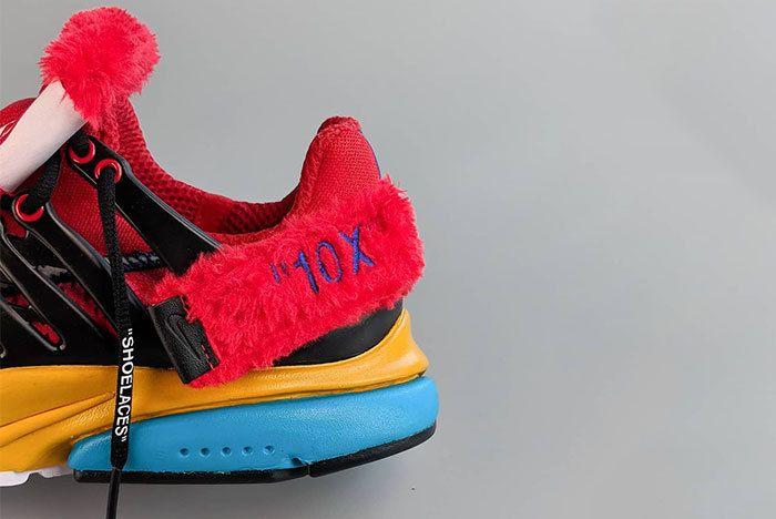 Super Saiyan 4 Presto Sneaker Freaker7
