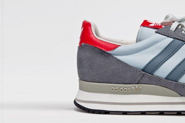 Adidas Zx 500 Og Grey Heel Side 1