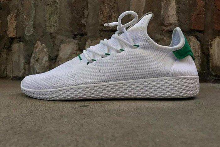 Adidas Pharrell Williams Stan Smith Hu Nmd White 5