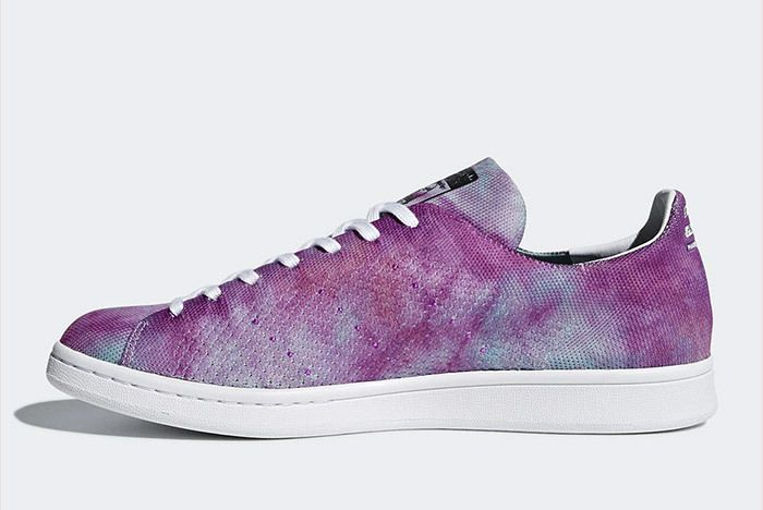 Pharrell Williams Adidas Holi Stan Smith Purple 3