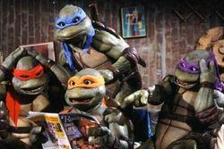 Thumb Teenage Mutant Ninja Turtles