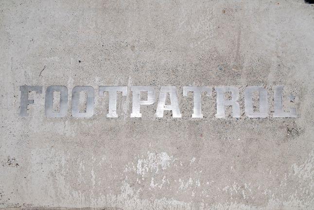 Footpatrol 18 1