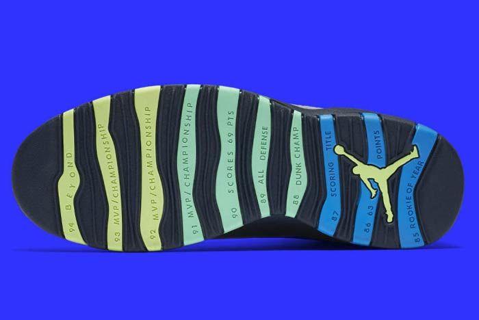 Air Jordan 10 Rio 5
