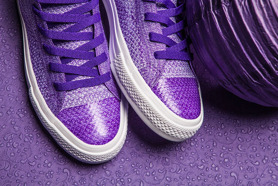 Converse Flyknit Hi 157508 Grape 1571