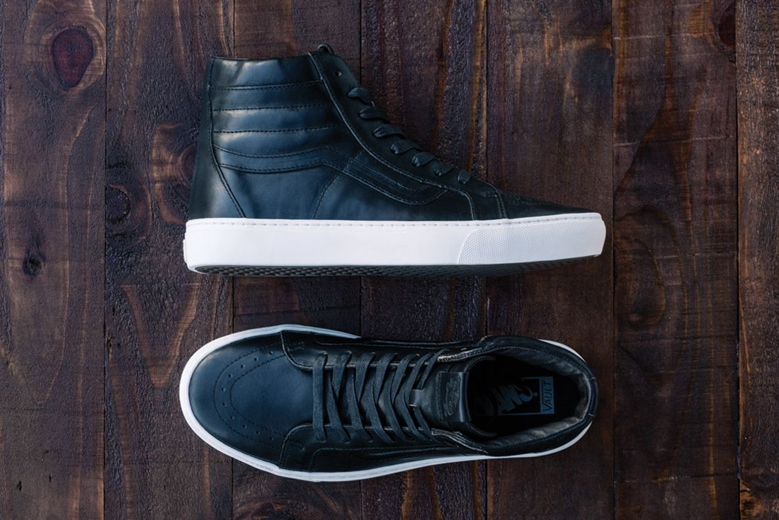 Horween Leather X Vans Vault Collection18