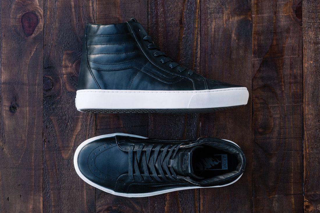 Horween Leather X Vans Vault Collection18