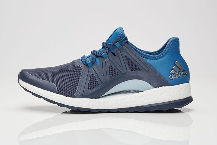 Adidas Pure Boost Womens Xpose Blue 1
