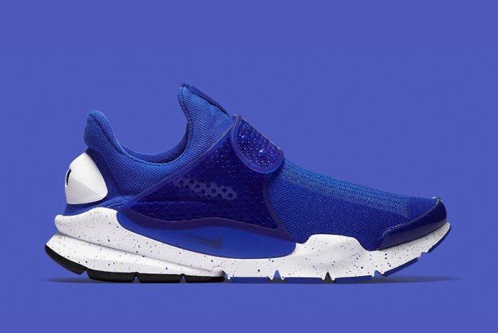Nike Sock Dart Racer Blue 1