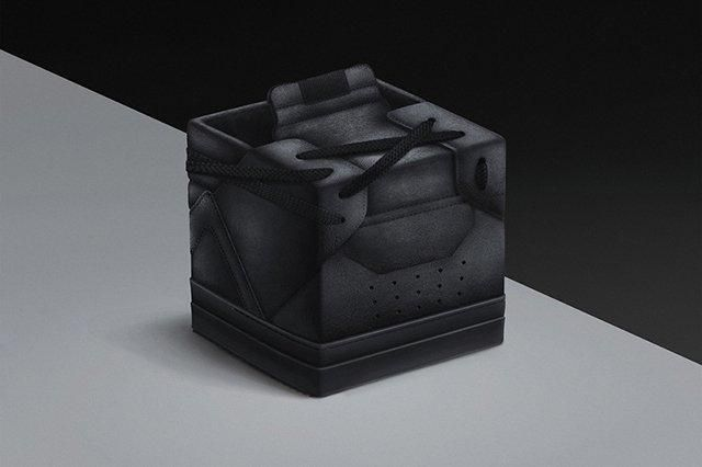 Rick Owens Anthem Sneakercube Black Friday Series