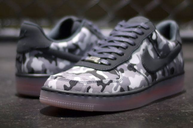 Nike Air Force Downtown Camo Front To Back 1