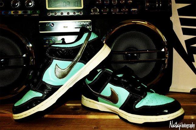 Nike Sb Dunk Tiffany 1