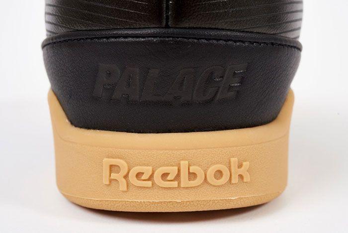 Palace Pro Workout Low Black Heel Palace