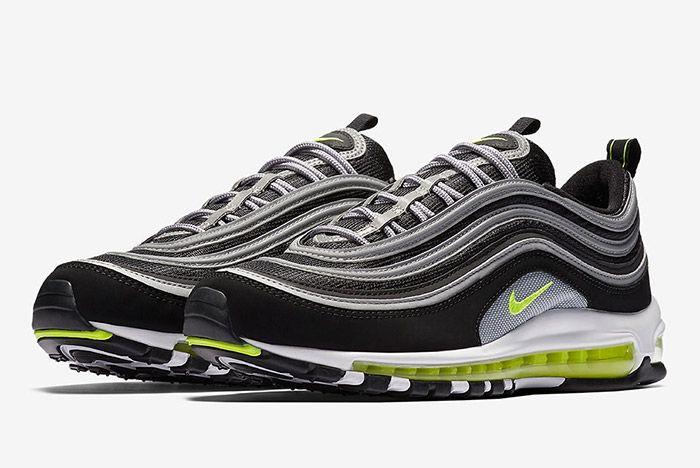 Nike Air Max 97 Og Black Neon Yellow 7