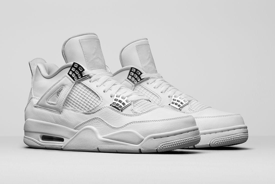 Air Jordan 4 Pure Money17