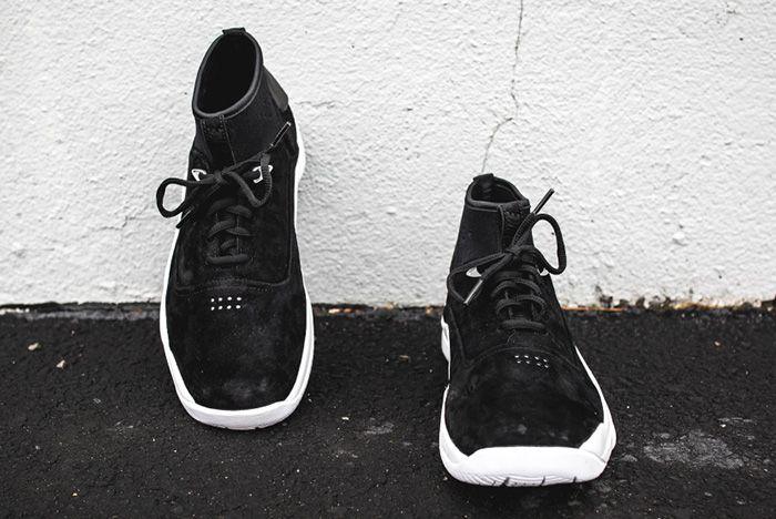 Nike Hyperdunk Low Lux Black White 2
