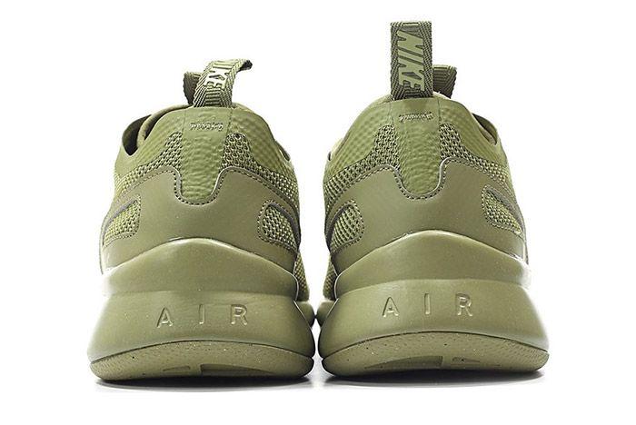 Nike Air Current Slip On Trooper Green 1