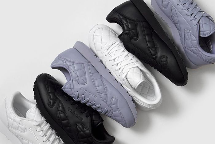 Reebok Classic Leather Quilted Pack 2
