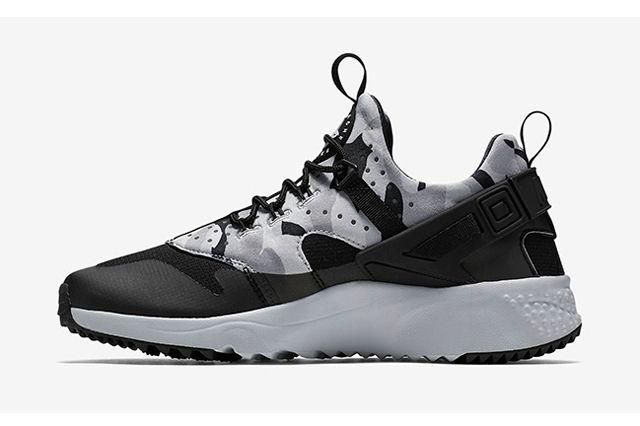 Nike Huarache Utility Pure Platinum 5