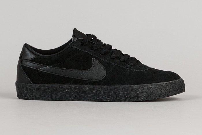 Nike Sb Bruin Premium Shoes Anthracite 1
