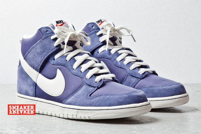 Nike Dunk Hi Blue Recall 3 1