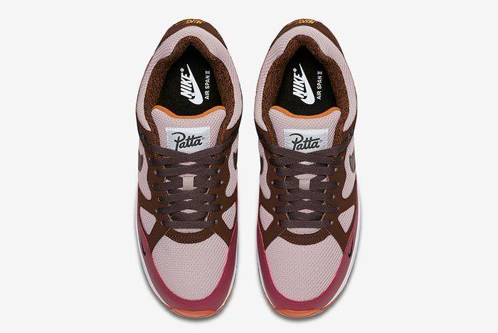 Patta X Nike Air Span Ii 4