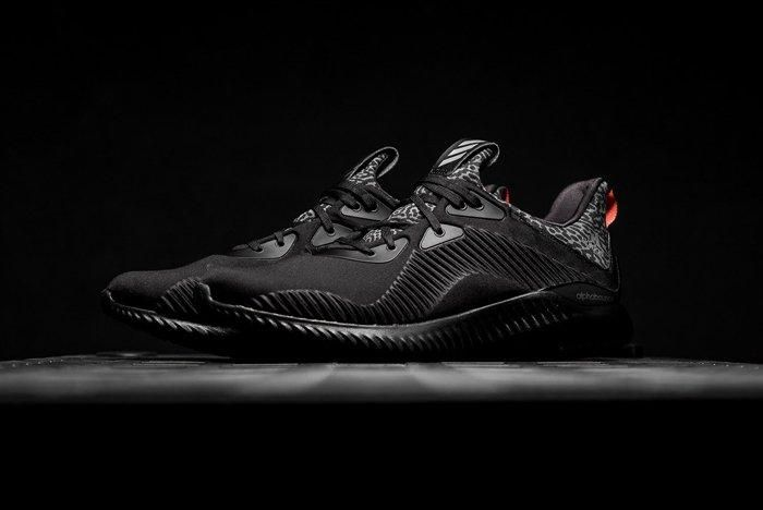 Adidas Alpha Bounce Black Granite A