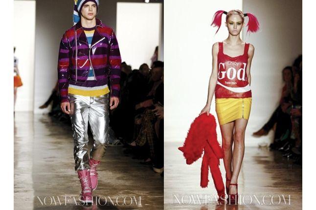 Jeremy Scott Ny Fashion Week 8 1