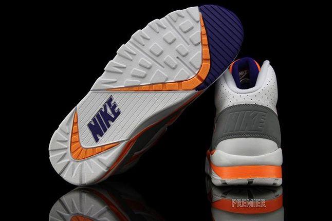 familia Árbol genealógico Deshonestidad  Nike Air Trainer Sc High (Auburn) - Sneaker Freaker