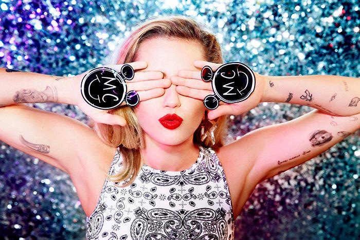 Miley Converse Capsule 8