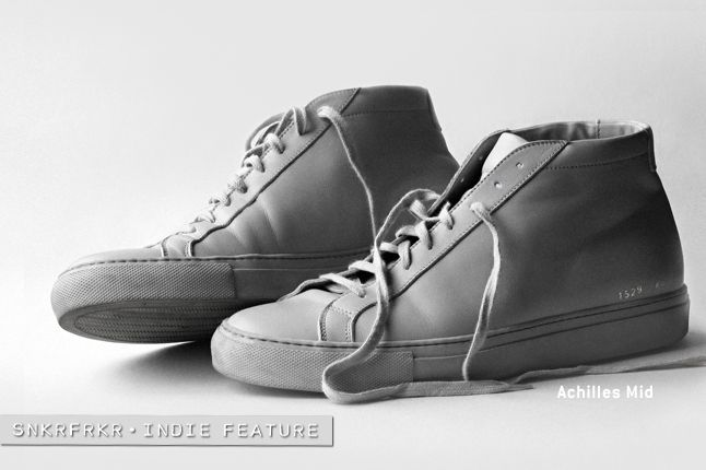Common Projects The Perfect Sneaker 6