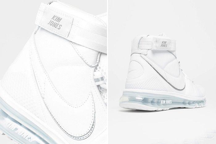 Kim Jones Nike Air Max 360 Hi Europe Release Date 8 Sneaker Freaker