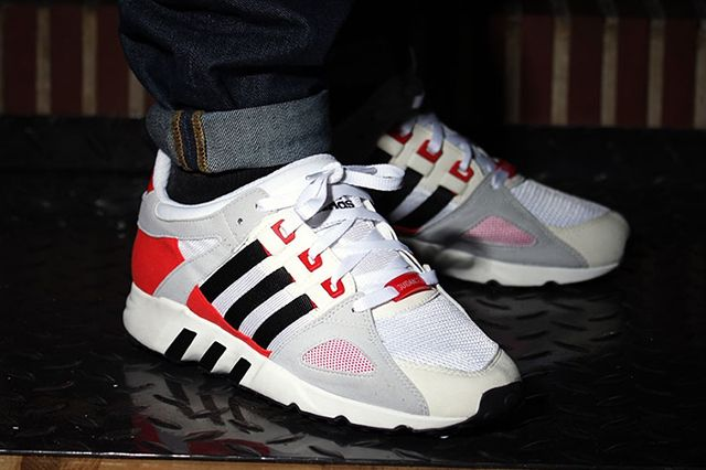 Adidas Eqt Running Guidance 93 Og Red 3