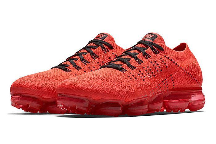 Clot Nike Air Vapormax Red 3