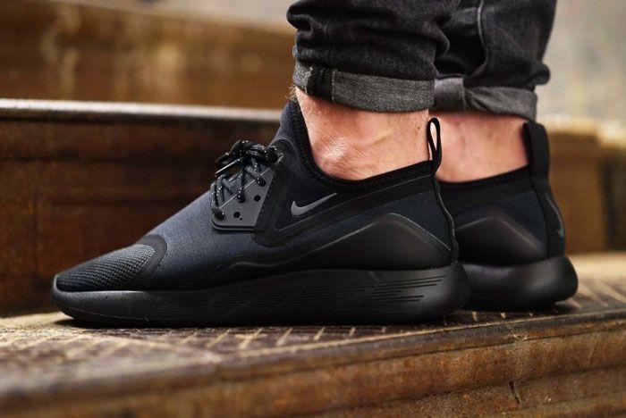 Nike Lunar Charge Triple Black 1
